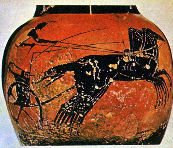 Состязание в греции
