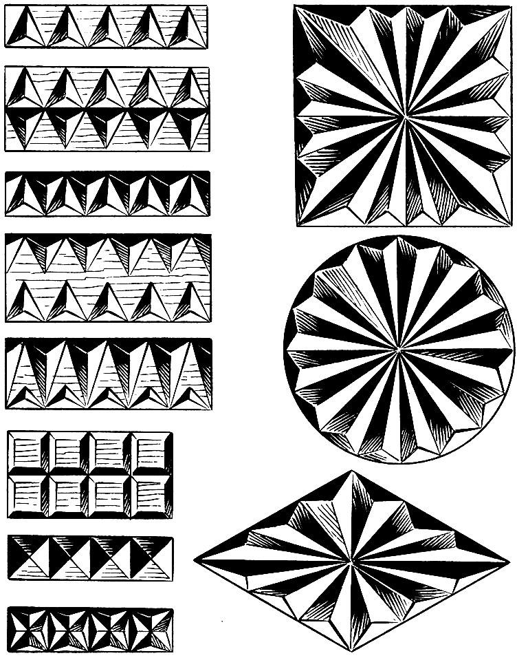 'Азбука' геометрической резьбы